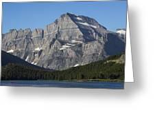 Mt Gould II Greeting Card