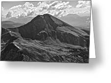 Mt. Lindsey Greeting Card