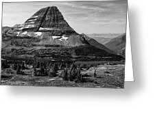 Mt. Wilbur-hidden Lake Greeting Card