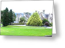 Muckross Castle Greeting Card