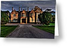 Muckross House - Killarney National Park - Ireland Greeting Card
