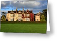Muckross House - Killarney Greeting Card