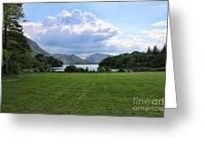Muckross Lake 7633 Greeting Card