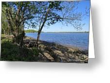Mud Island Greeting Card