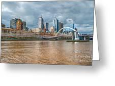 Muddy River Greeting Card