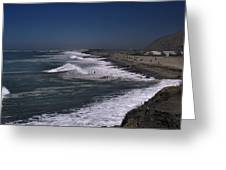 Mugu Lagoon Greeting Card