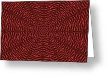 Multiplicity Mandala 16x9 Greeting Card