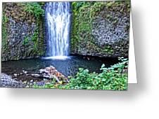 Multnomah Falls Greeting Card