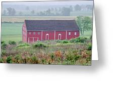 Mummasburg Road Farm 2706 Greeting Card