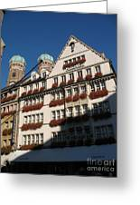 Munich City Greeting Card