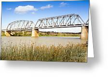 Murray Bridge Greeting Card
