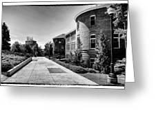 Murrow Complex East - Washington State University Greeting Card