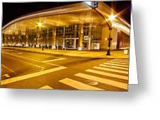 Music City Center Greeting Card