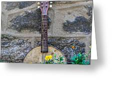 Musical Garden Greeting Card
