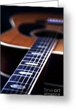 Musical Memories Greeting Card