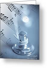 Musical Tune Greeting Card