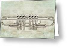 Musikalis - D01a Greeting Card
