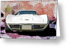My Baby - Featured In Vehicle Enthusiasts Group Greeting Card