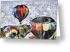 My Beautiful Balloon Greeting Card