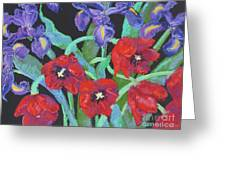 My Birthday Bouquet Greeting Card
