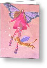 My Colored Dreams Greeting Card