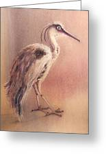 My Crane Greeting Card