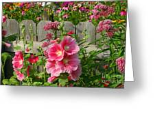 My Garden 2011 Greeting Card