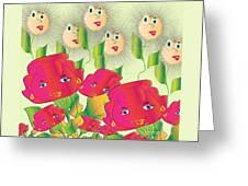 My Garden Greeting Card