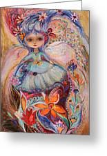 My Little Fairy Malvina Greeting Card