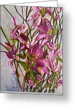 My Magnolias Bliss Greeting Card
