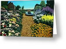 My Secret Garden Greeting Card