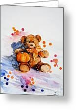 My Teddy Bear  Greeting Card