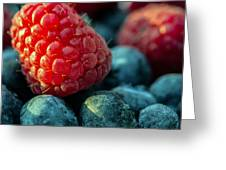My Very Berry Greeting Card