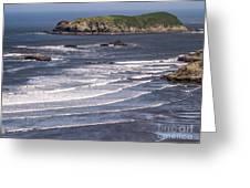 Myers Beach 3 Greeting Card