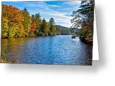 Myriad Colors Of Nature Greeting Card
