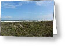 Myrtle Beach Summer Greeting Card