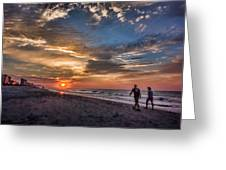 Myrtle Morning Greeting Card