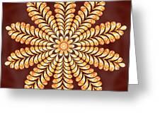 Mystery Jewel Of Kedah Greeting Card