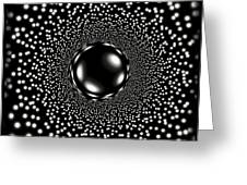 Mystery Sphere Greeting Card