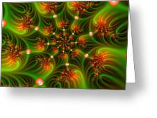 Mystic Lights Greeting Card