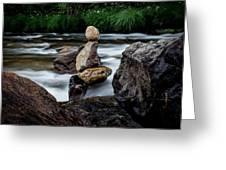 Mystic River S2 Viii Greeting Card