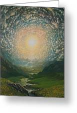 Mystic Valley Greeting Card