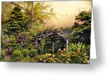 Mystical Arbor Greeting Card
