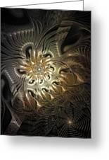 Mystical Metamorphosis Greeting Card