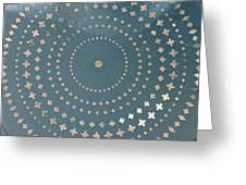 Mystical Seat Greeting Card