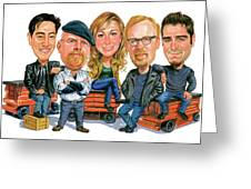 Mythbusters Greeting Card