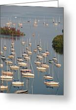 Naples Bay Greeting Card
