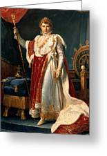 Napoleon Bonaparte Greeting Card