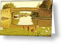 Napton Junction Greeting Card