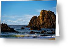 Narooma Beach Greeting Card